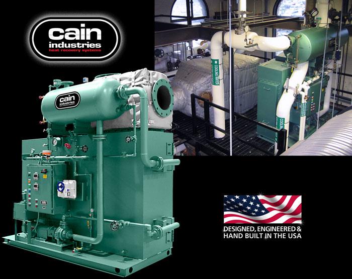 ESG1 - Exhaust Steam Generator